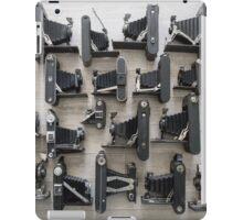 Folding Cameras iPad Case/Skin