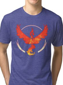 Team Valor | Pokemon GO Tri-blend T-Shirt