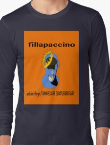 Fillapaccino Long Sleeve T-Shirt