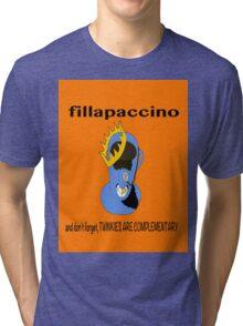 Fillapaccino Tri-blend T-Shirt