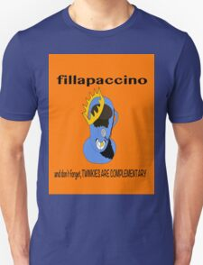 Fillapaccino Unisex T-Shirt