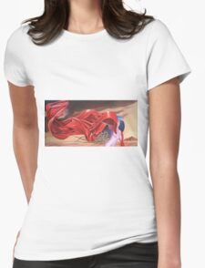 Storm bringer Womens Fitted T-Shirt