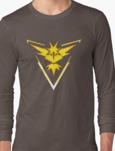 Team Instinct   Pokemon GO Long Sleeve T-Shirt