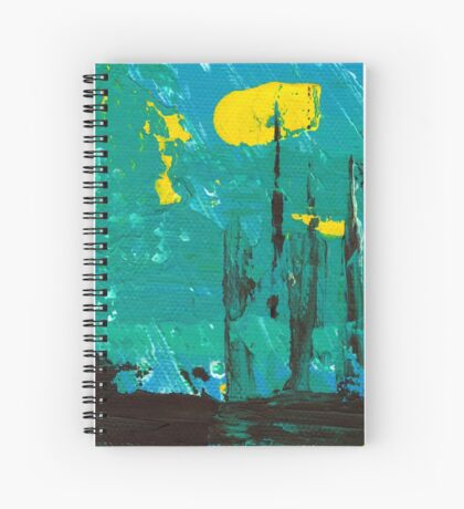 City of Industry Spiral Notebook