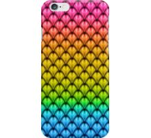 Pansexual Pride Dragon scales iPhone Case/Skin