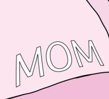 Mom Hat Sticker
