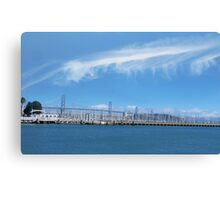 Crossover Willie Brown Canvas Print