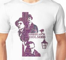Sherlock Grapess colours Unisex T-Shirt