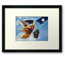 That Night in Heaven Framed Print