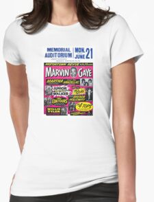 Motortown Review Womens Fitted T-Shirt