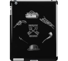 Sherlock Holmes  Tools iPad Case/Skin