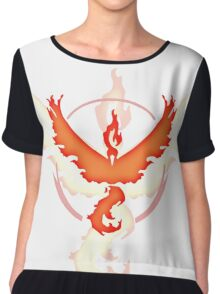 Team Valor | Pokemon GO Chiffon Top