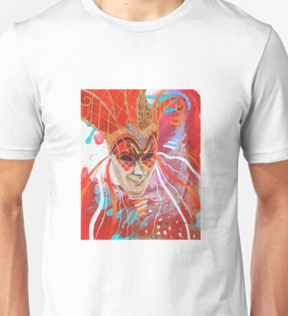 The Carnival Begins Unisex T-Shirt