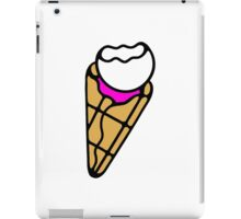 Ice Cream iPad Case/Skin