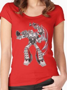 Dalektron Women's Fitted Scoop T-Shirt