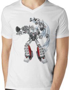 Dalektron Mens V-Neck T-Shirt