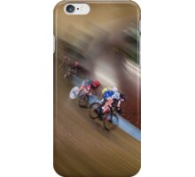 Banking Track Cycling Style iPhone Case/Skin