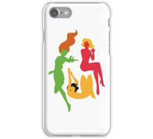 Totally Spies - Minimalist Six iPhone Case/Skin