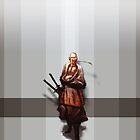 Samurai Ojiisama by cobaltplasma