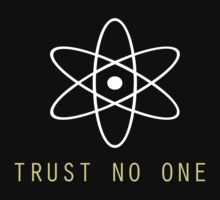 Trust No One by danadumaurier