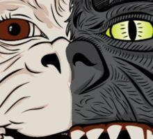 Falcor vs Gmork Sticker