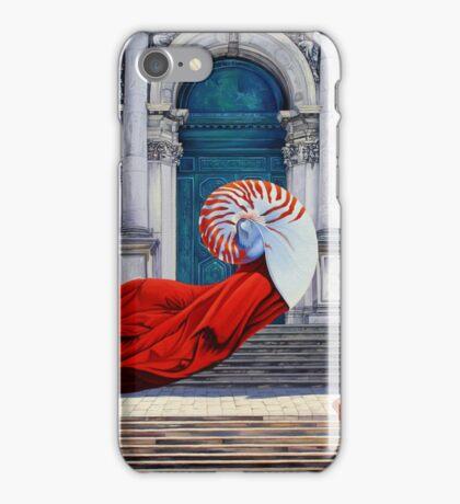The Mind of Evolution iPhone Case/Skin