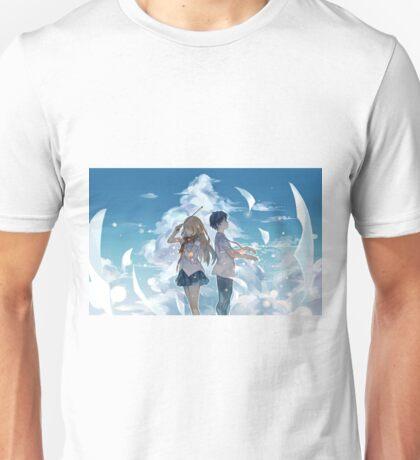 Kaori and Kousei YLIA Unisex T-Shirt