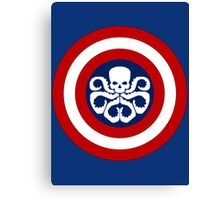 Captain Hydra Canvas Print