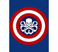 Captain Hydra Photographic Print