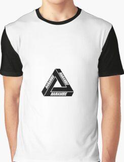 harambe i love you Graphic T-Shirt