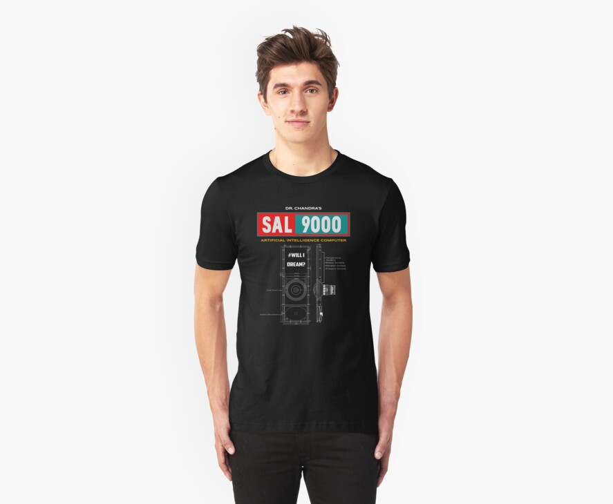 SAL 9000 Computer by theycutthepower