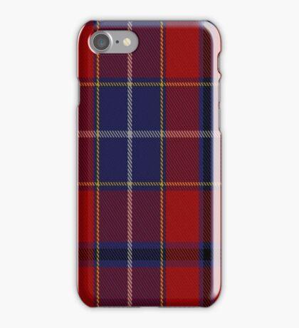 02117 Wishart Dress Clan/Family Tartan  iPhone Case/Skin
