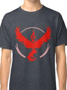 Team Valor Logo (Pokémon GO) Classic T-Shirt