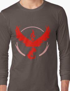 Team Valor Logo (Pokémon GO) Long Sleeve T-Shirt