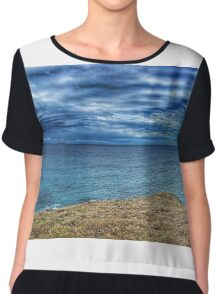 Look at me now headland Chiffon Top
