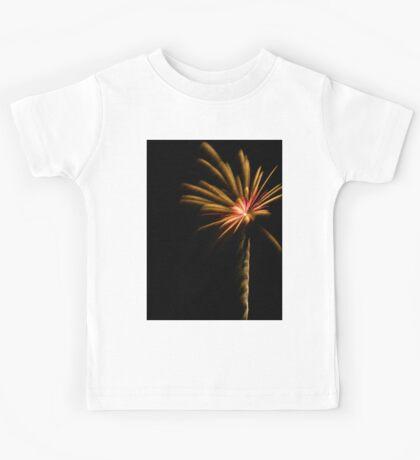 Flower of Fire Kids Tee