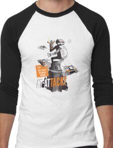 AT-ATTACK! Men's Baseball ¾ T-Shirt