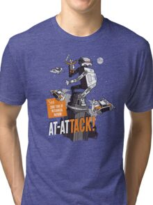 AT-ATTACK! Tri-blend T-Shirt