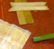 Papyrus Paper Sticker