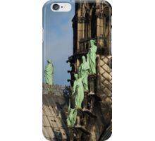 Surfing Notre Dame iPhone Case/Skin