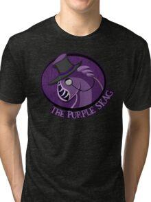 The Purple Skag Tri-blend T-Shirt