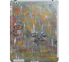 Can you see me? iPad Case/Skin