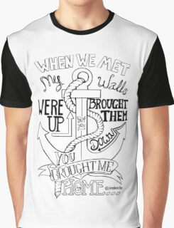 Home Graphic T-Shirt