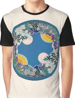 Nature Mandala Graphic T-Shirt