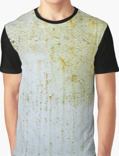 White and yellow wall Graphic T-Shirt