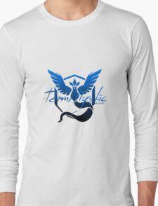 Team Mystic WV Logo (Dark) Long Sleeve T-Shirt