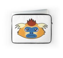 Golden snub-nosed monkey Laptop Sleeve