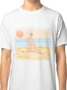 sunset bikini Classic T-Shirt