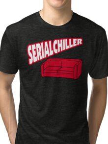 Serial Chiller Tri-blend T-Shirt