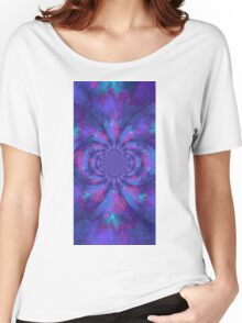 kaleidoscopic Trance V2 Women's Relaxed Fit T-Shirt